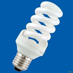 آموزش تعمیر لامپ کم مصرف
