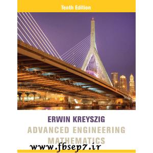 کتاب ریاضیات مهندسی پیشرفته زبان انگلیسی