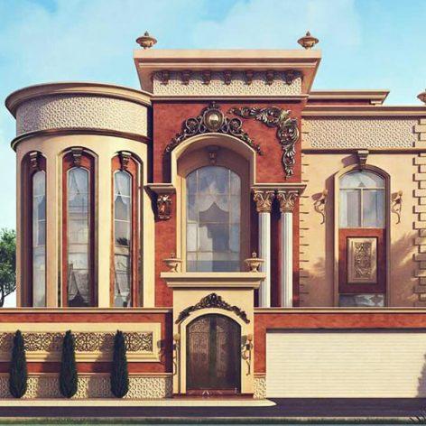 دانلود نمای رومی کلاسیک و مدرن رومی