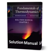 download free solution manual of Fundamentals of Thermodynamics 7th edition pdf