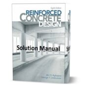 solution manual of Reinforced Concrete Design 8th edition pdf