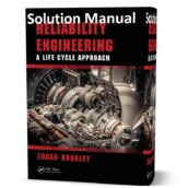 Reliability engineering a life cycle approach Solution Manual pdf