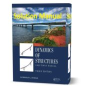 Dynamics of Structures 3rd edition written by Humar Solution Manual eBook in pdf format pdf