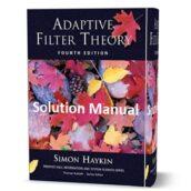 Adaptive Filter Theory 4th edition Solution Manual by Simon Haykin eBook pdf