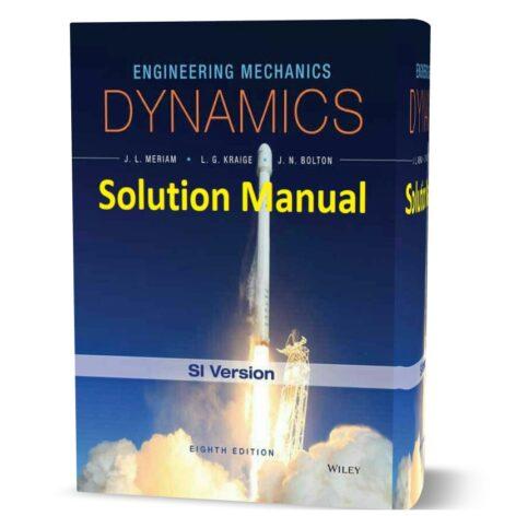 Engineering Mechanics Dynamics 8th edition solution manual ( solutions ) pdf
