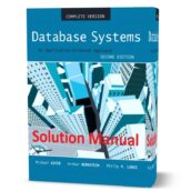 Database Systems An Application Oriented Approach 2nd edition pdf