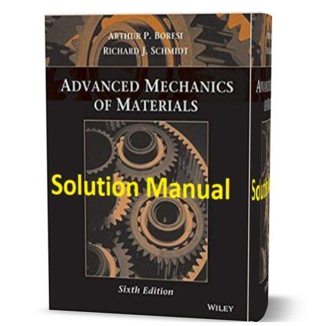 advanced mechanics of materials 6th edition solution manual ( sixth solutions ) pdf
